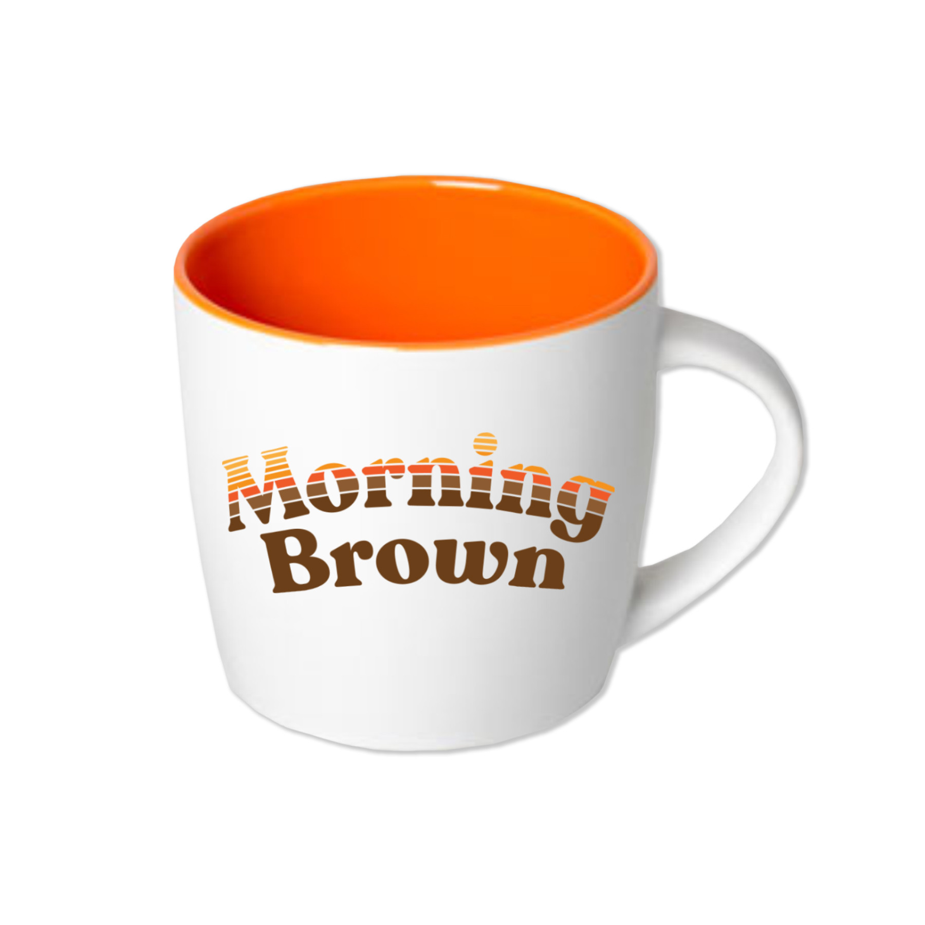Morning Brown Mug
