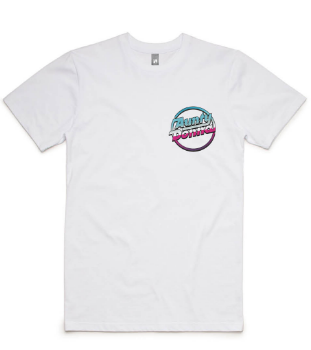 White Logo Album T-shirt