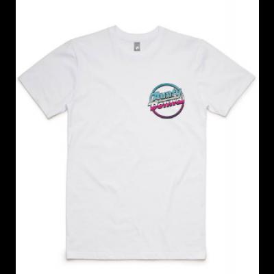 White Logo Album T-shirt