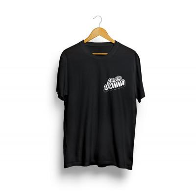 Black Logo T-shirt v01